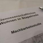 Machbarkeitsstudie Genossenschaftliches Wohnen in Stapelriede Wardenburg