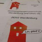 Satzung Wohnungsbaugenossenschaft Landkreis Oldenburg. Foto Uta Grundmann-Abonyi